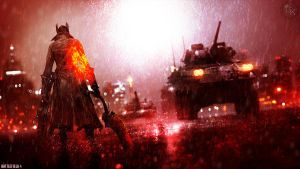 Bloodbrone(BF4) - Military too? by General-K1MB0