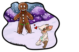[DTA] Gingerbread Madness by slayingallhumans