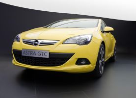 Astra GTC by FlorianHesse