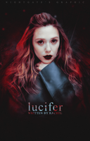 Lucifer [Wattpad Cover #14] by night-gate
