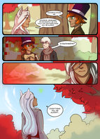 Under the Skin: Page 138 by ColacatintheHat