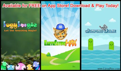 Bugy, Max and Julie - Cool FREE apps on App Store by LPDisney