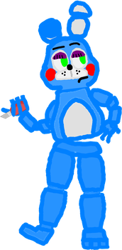 Toy Bonnie Pose by EpicKC01Gamer