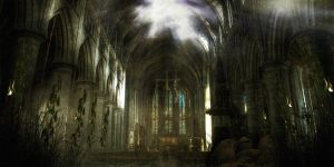 Cathederal Ruin by paddy852