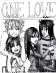 -ONE LOVE- cover page 1 by Uzumaki-Akane-sama