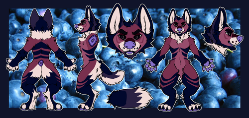 ANTHRO AUCTION :OPEN: by beetIez