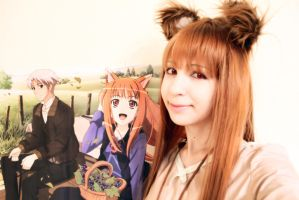 Horo cosplay preview by Livy-Livy