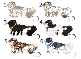 Belldandy Adopts - CLOSED by o-FlowerCrowned-o