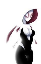 Spider-Gwen by Patrick-Hennings