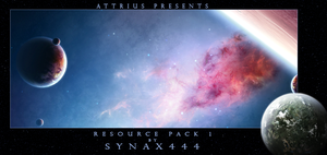 Synax444 Resource Pack 1 by Attrius