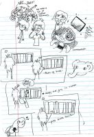 Class doodles 7 by BucketOfFail