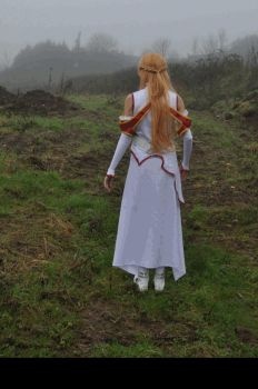 Asuna Gif by FrozenCluster