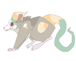Candy rat adopt ( closed) by MountWhitney