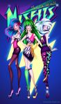 THE MISFITS by jaalondon