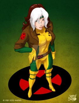 Rogue by SketchBravo