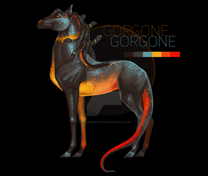 Gorgone|closed by WalkersPets