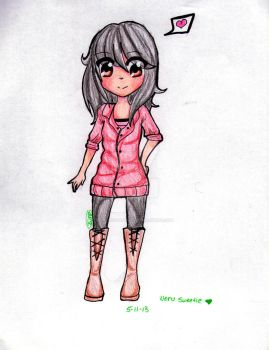 Neru Sweetie Traditional by TacWithAPencil