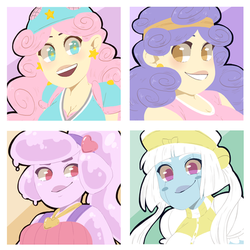 Icon commission pack number 109 by BloodyArchimedes