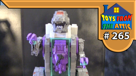 Toys from the attic E265 transformers triptecon by Jason-K