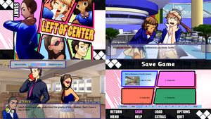 Game: Left of Center by storybeam-vns