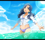 The Sunleth Waterscape! by MyangHime