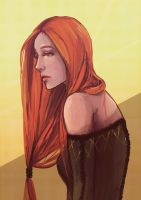 To be ginger by KsenLeman