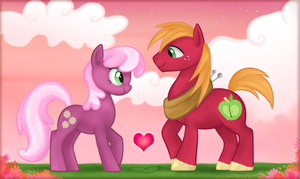 Hearts and Hooves by Mn27
