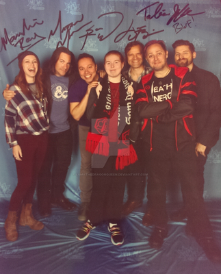 Meeting The Cast Of Critical Role by LumaTheDragonQueen