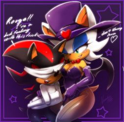 Shadow and rouge +magic trick+ by nancher