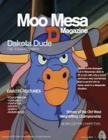 Moo Mesa Magazine #2: Dakota Dude by CCB-18
