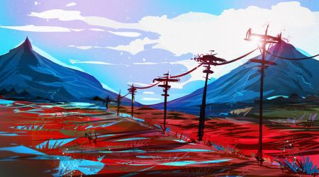 speed painting 05 by ryky