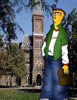 Ed goes to College by LivingDeadSuperstar