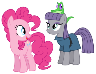 And Then There's Maud - Expanded by masemj