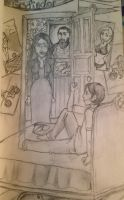 In The House of Black by DidxSomeonexSayxMad