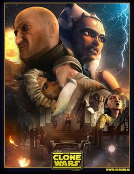 Star Wars: The Clone Wars: A Friend in Need by jdesigns79