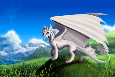 In the Light by Galidor-Dragon