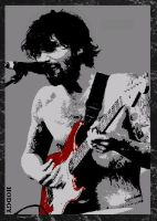 Biffy Clyro Painting - 69.00 by Hodgy-Uk