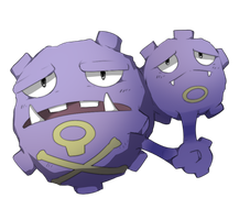 Poison Type Collab: Weezing