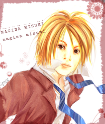 The Real Life Nagisa by remedygrey
