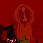 31 days of Halloween day 15: Kenny McCormick by Kissasheep