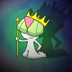 King Ralts by Benthos1