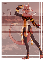 SUCCUBUS ADOPTABLE (SOLD) by NachtigallSoSad