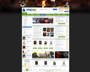 Update Layout 'playjoys.de' by no0bsteR
