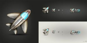 Jet Js Library Icon by Lee3k