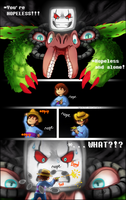 Undertale - Alphys' great mobile features 3 by lyoth737