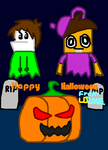 HomestarRunnerXMixels: Happy Halloween by Luqmandeviantart2000