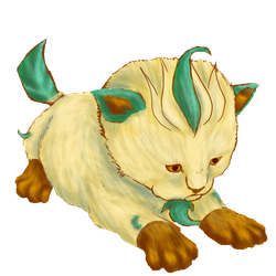 Leafeon by Toyger