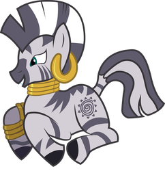 Relaxing Zecora by CobaltWinterborn