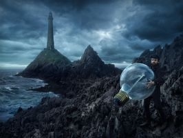 The Light Keeper by alltelleringet