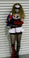 Harley Quinn Cosplay by Caranth